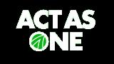 Act As OneNEW