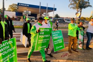 Voter registration posters launch in Centurion